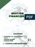 Gestión Financiera Curso Verano 2015