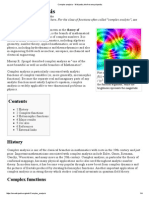 __Wiki-Complex Analysis - Wikipedia, The Free Encyclopedia