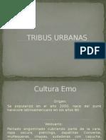 Tribus Urbanas Emo y Hippe