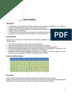 Guía Tabla Periodica Completa