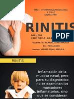 RINITIS AGUDA, CRÓNICA Y ALÉRGICA..pptx