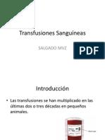 farmaco trasnfusion