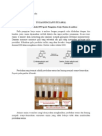 TUGAS DNS sebagai metode penentuan aktivitas enzim