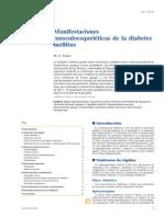 2008 Manifestaciones Musculoesqueléticas de La Diabetes Mellitus