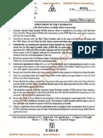 EAMCET sample paper-2 (AP-EAMCET-2014-engineering)
