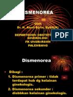DISMENOREA VII.ppt