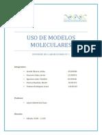 Modelos Moleculares - Informe 1