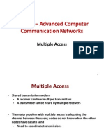 Multiple Access (Lecture Notes)