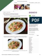 PicNic_ Thai Chicken and Shrimp Noodles