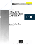 10 Financial Management and Policy 12th Edition