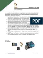 03 002-11 Procedimiento de instalación MPS 100 FX