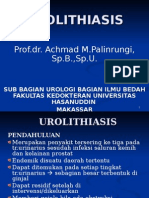 UROLITHIASIS