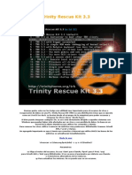 Trinity Rescue Kit 3 TUTORIAL