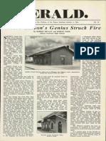 The Herald Vol 1 No 18 October 5, 1934