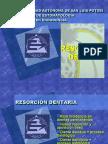 Resorción dental 2