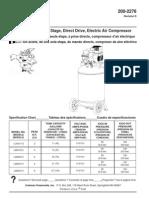 Coleman Air Compressor manual CP-VL0602112