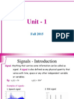 Unit - 1