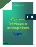 Zyqad Equipment