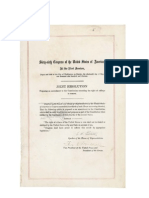 womens suffrage documents