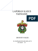 Laporan Kasus Taeniasis 1