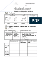 03. Classificació dels animals