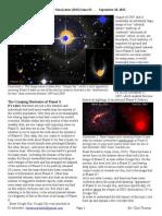 PlanetX NewsLetter 2015 Issue 3