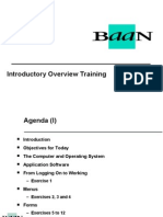 Concepts of BaaN