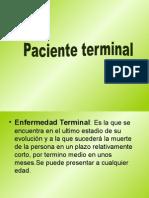 Presentacipaciente terminal y post mortem.ppt