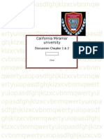 California Miramar university.docx