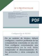 IP y redes