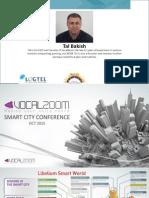05. Multi Factor Sensors_VocalZoom_Tal Bakish_Smart_City 2015