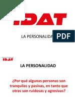 Sesion 3 - La Personalidad