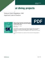 L103 Acop Commercial Diving Offshore