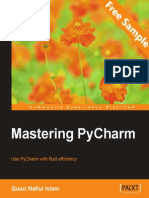 Mastering Pycharm - Sample Chapter