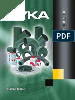 Dyka - Vacurain - Manual Tehnic Ro