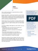 Design a New System Tasksheet Designnewsystem 2010