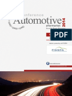 Invitation 1st Independent Aftermarket Conference SEE 2014