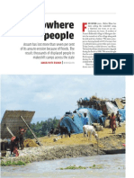 Assam Flood Erosion DTE