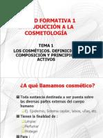 Introduccion a la cosmetología