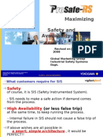 Safety and Availability Rev1