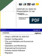 CS3000R3 Presentation