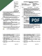 Emm Question Paper Model Exam