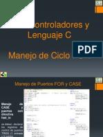 Manejo de Case - For