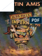 Amis, Martin - Moronic Inferno & Other Visits to America (Viking, 1987)