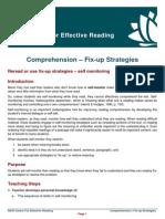 fixing up strategies