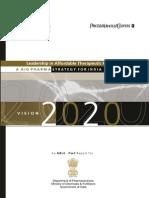 Report Bio Pharma Vision 2020