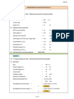 CT Knee Point Voltage Calculation