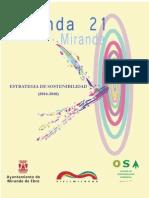 Agenda 21_miranda de Ebro_estrategia de Sostenibilidad 2014-2018