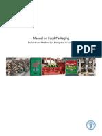 Food Packaging Manual