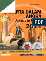 Jakarta Dalam Angka 2014